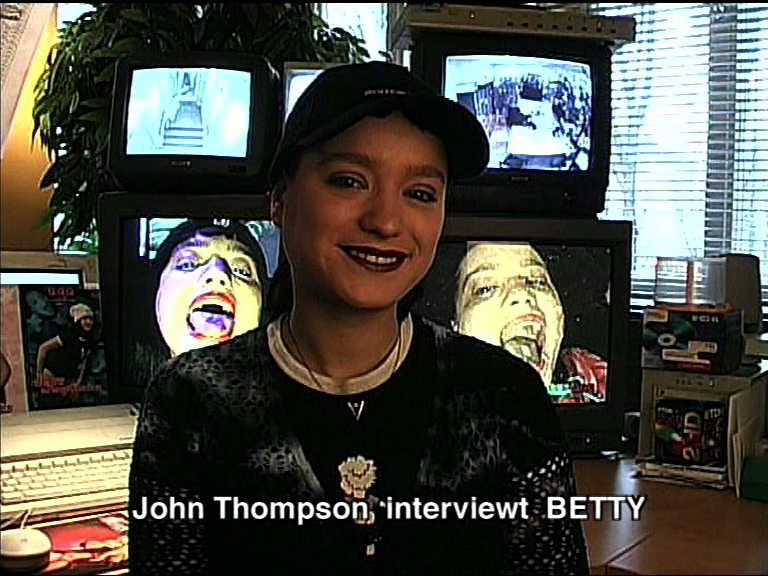 Betty Extrem Interview Pic