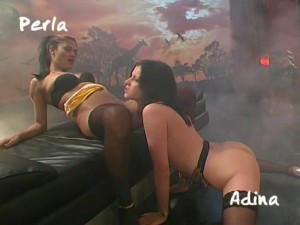 Perla and Adina 1